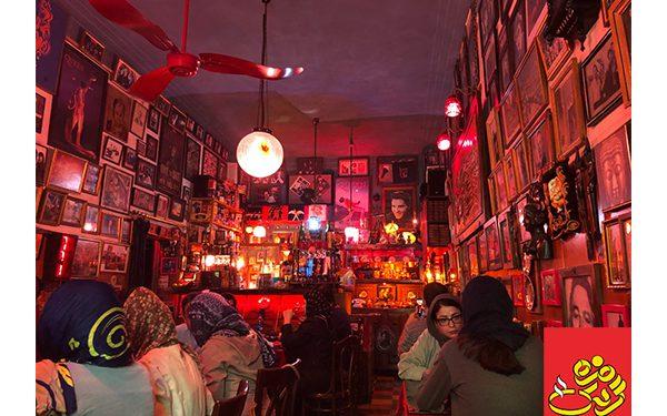 بهترین رستوران های بازار تهران