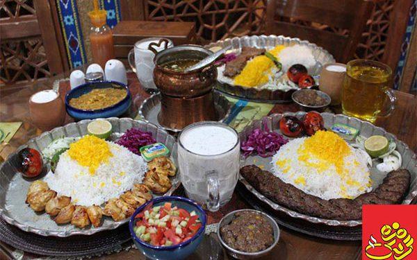 بهترین کبابی در تهران