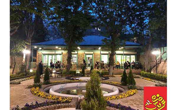 بهترین کافه های سنتی تهران