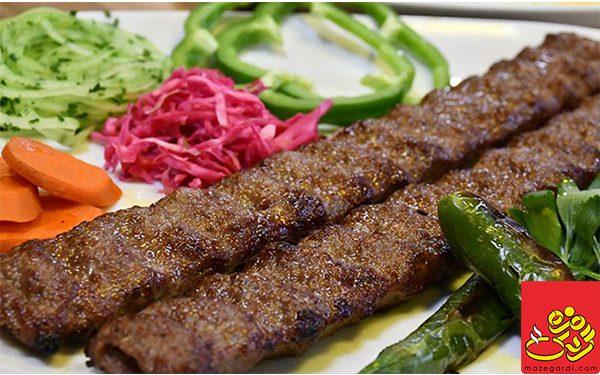 بهترین رستوران بازار بزرگ تهران