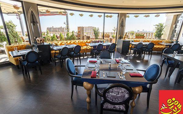 رستوران خوب شمال تهران