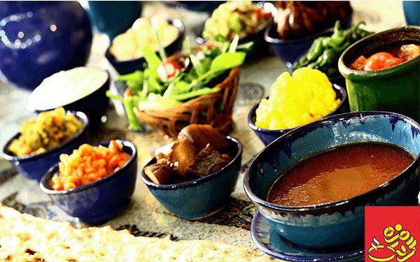 بهترین رستورانهای غرب تهران