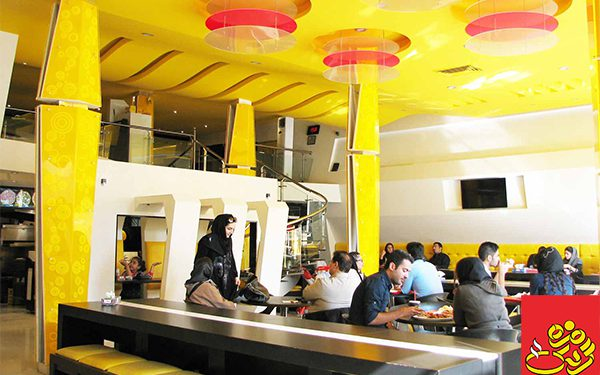 بهترین رستوران شمال شرق تهران