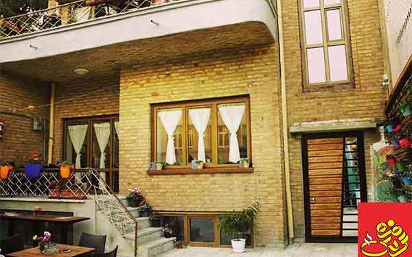 کافه های سنتی در تهران