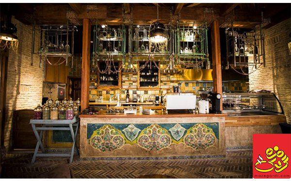 بهترین کافه ها و رستوران های تهران