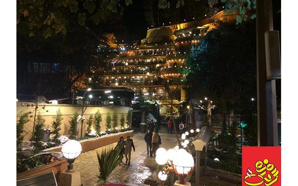 بهترین باغ رستوران های تهران