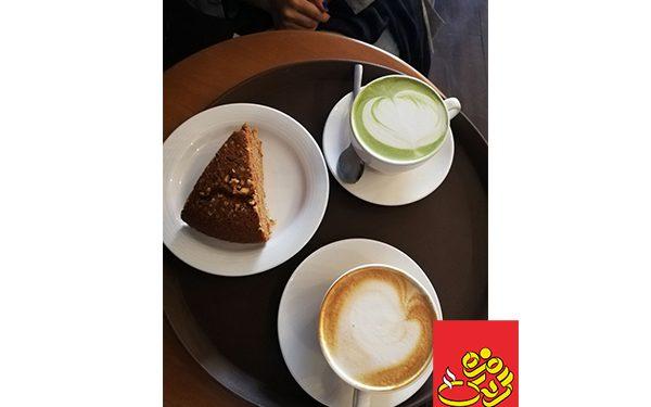 بهترین کافه های اطراف انقلاب
