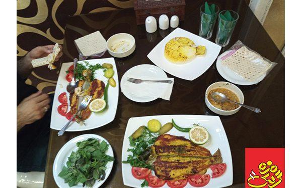 رستوران های شرق تهران