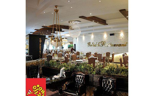 بهترین باغ رستورانهای تهران