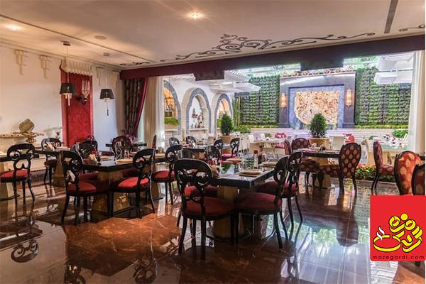 رستوران های خاص تهران
