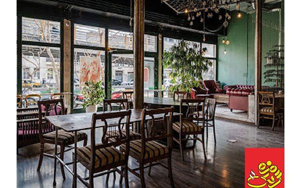 بهترین کافه خیابان انقلاب