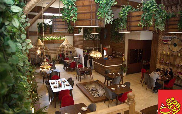 بهترین رستوران گیلان تهران