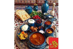 بهترین رستوران گیلکی در تهران