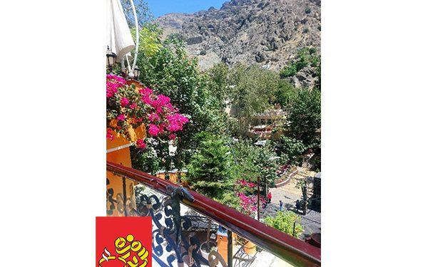 باغ رستوران تهران