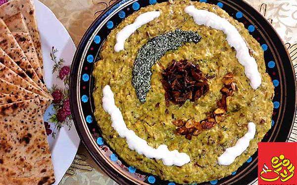 انواع پیش غذاهای ایرانی