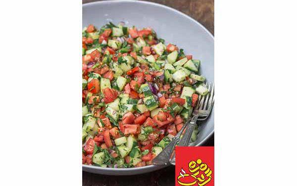 طرز تهیه انواع پیش غذا های ایرانی