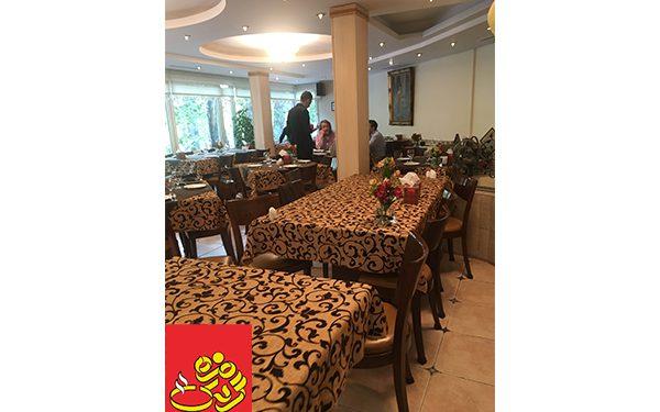 شعب اصلی رستوران نایب تهران