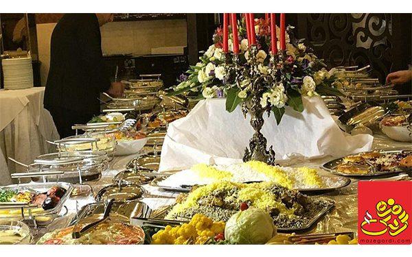 شعب رستوران نایب در تهران