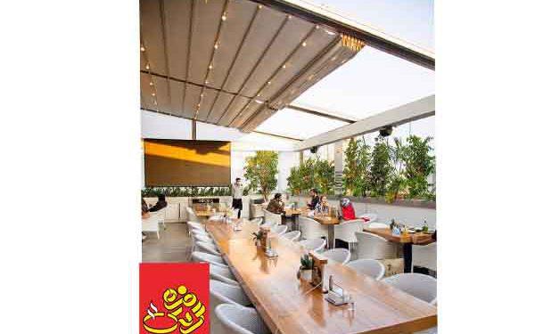 بهترین کافه های تهران برای تولد