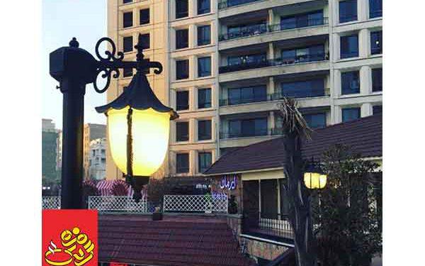 مجللترین کافه های باز شمال تهران