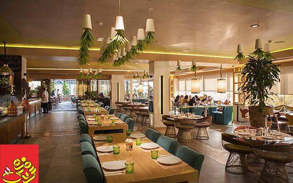 بهترین رستوران عربی در تهران