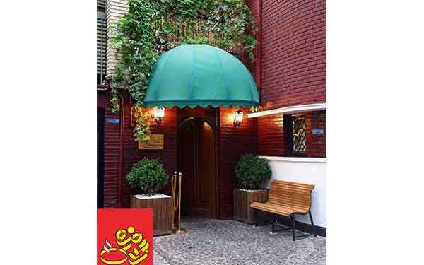 بهترین کافی شاپ های روباز در تهران