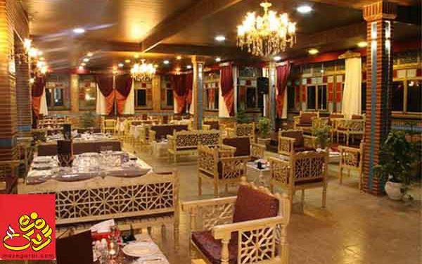 بهترین رستوران های اطراف ونک