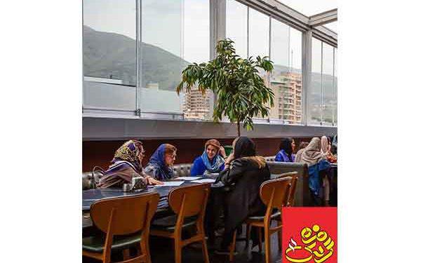 بهترین کافه قلیونهای تهران