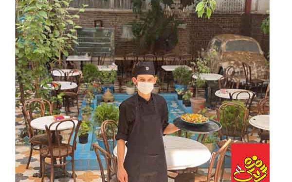 بهترین کافی شاپ روباز تهران