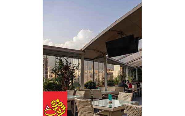 بهترین کافههای تهران همراه با قلیان