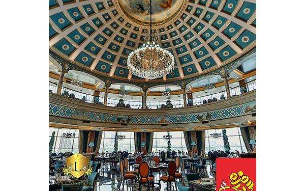 رستوران برای مهمانی خانوادگی تهران