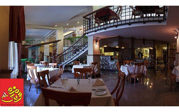 بهترین رستوران میدان فردوسی