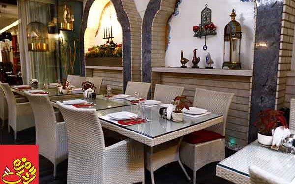 بهترین رستوران در ونک تهران