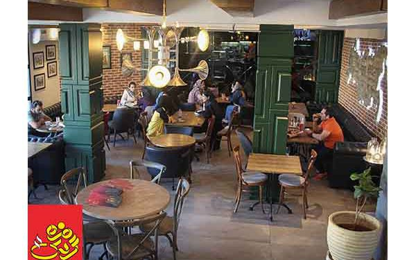 کافه های رو باز تهران در کرونا