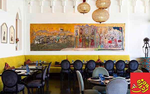 رستوران با اتاق vip در تهران