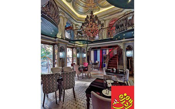 بهترین رستوران غذای عربی در تهران