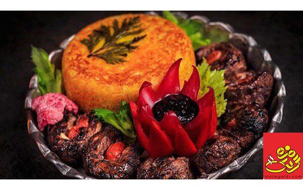 بهترین سفره خانه های سنتی تهران