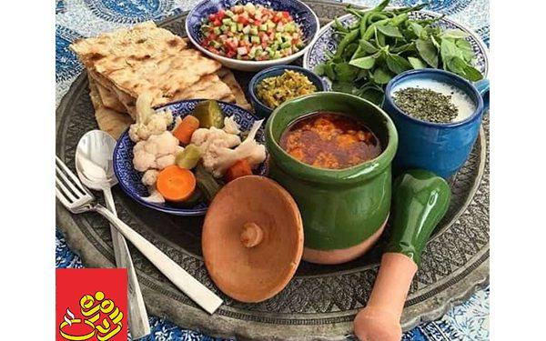 بهترین رستوران در فردوسی تهران