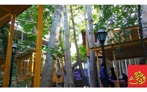 بهترین رستوران های تهران یوسف آباد