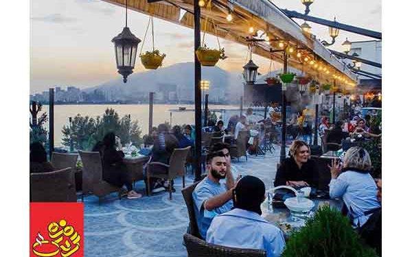 بهترین کافه قلیان روباز تهران