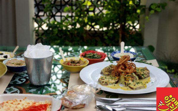 بهترين رستوران عربي در تهران