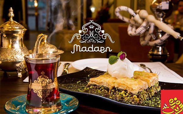 بهترین رستوران های عربی تهران