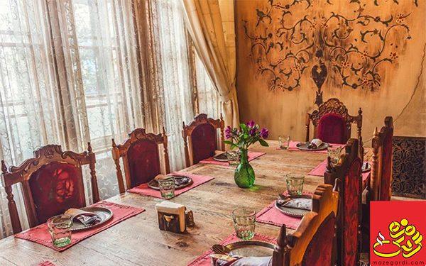 بهترین رستوران تهران برای جشن عقد