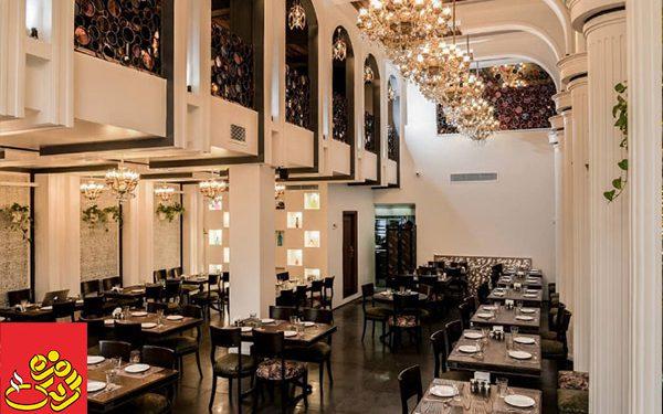 رستوران خوب برای مهمانی خانوادگی