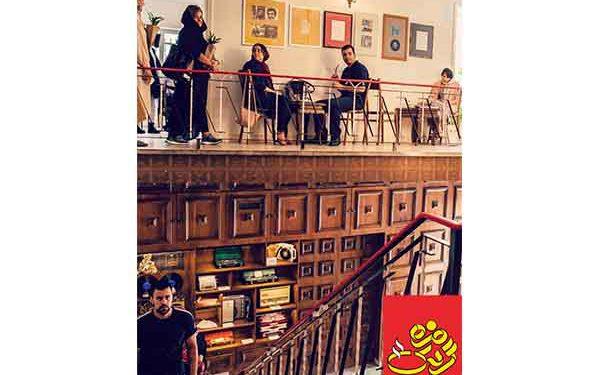 کافه بالا واقع در خانه موزه بتهوون