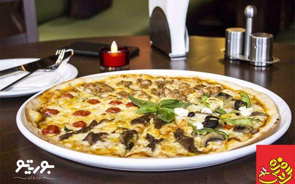 بهترین رستوران های آپادانا کافه رستوران بوریتو
